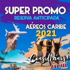 CARIBE – promo Aéreos