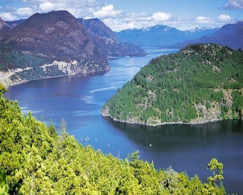 Patagonia por 7 lagos